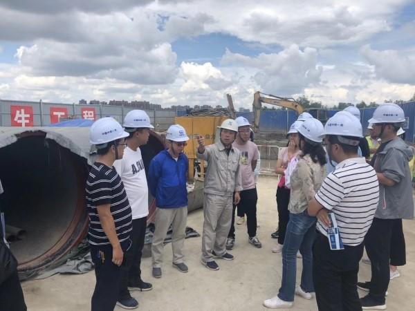 1667/Xinxing cung cấp ống nước gang cầu đường kính siêu lớn