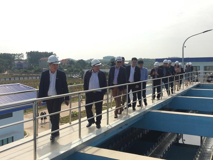 1424/Nhà máy nước sạch DNP - Bắc Giang: Điểm sáng một vùng quê