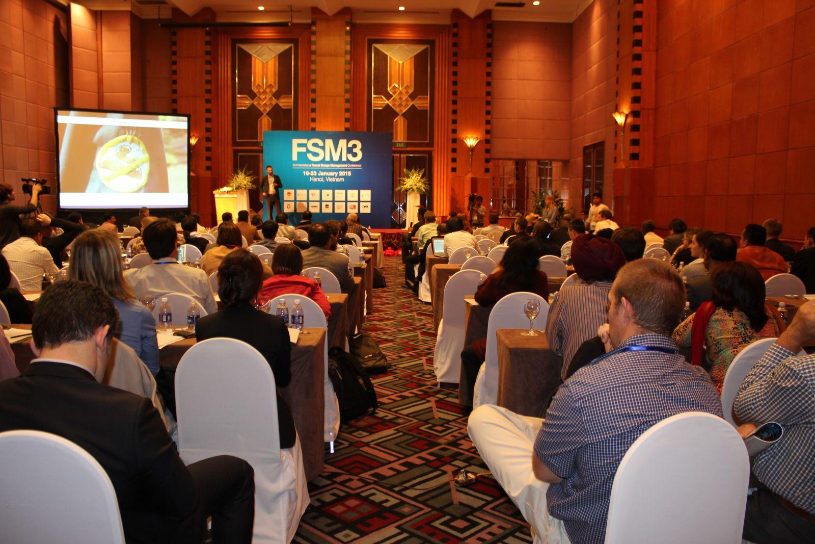 Hội nghị Quốc tế FSM3 (19-23.1.2015)