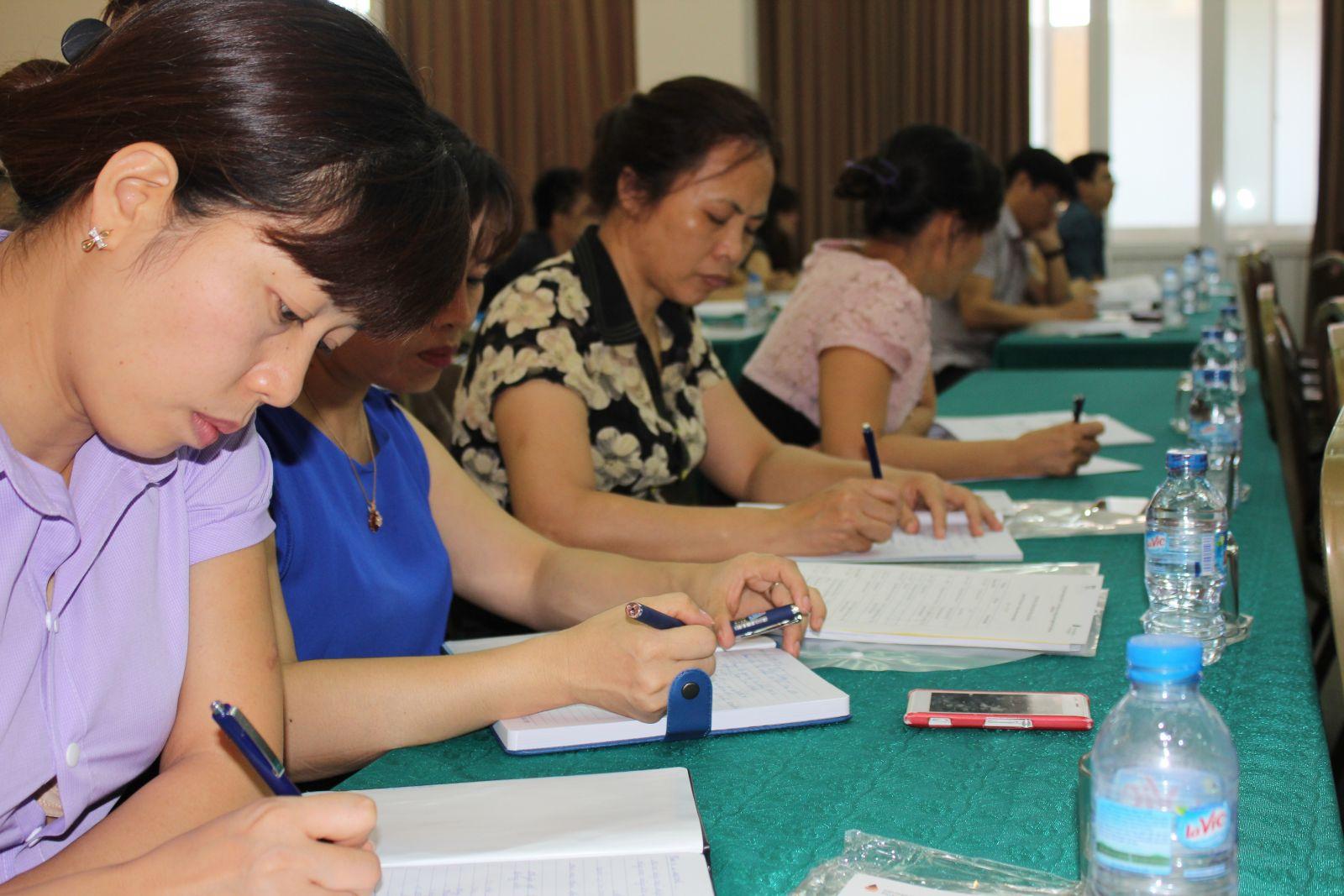 Tập huấn Quản lý tài chính và Kiểm toán doanh nghiệp (4-6/6/2015)