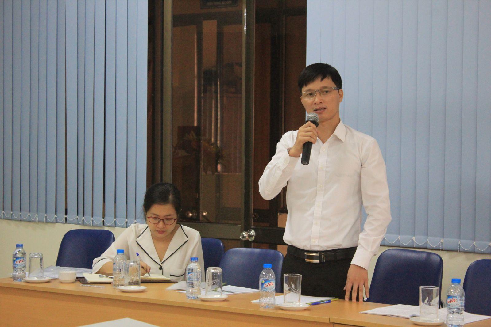 VWSA họp Tổng kết Ban Đào tạo 6 tháng đầu năm 2016