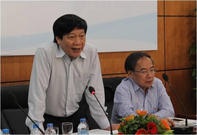 580/Hội nghị BCH Hội Cấp thoát nước Việt Nam Lần thứ 6, nhiệm kỳ IV