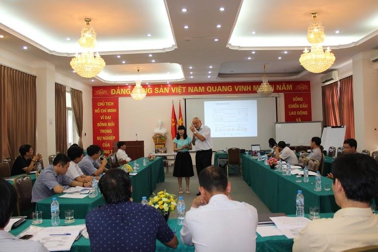 600/Bồi dưỡng Kỹ năng lãnh đạo cho các cán bộ quản lý hội viên Hội Cấp Thoát Nước Việt Nam