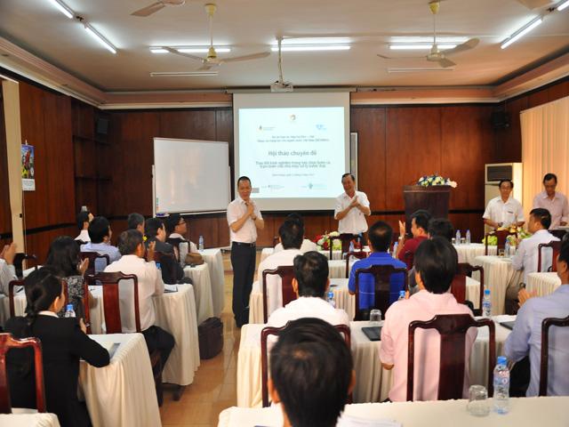 604/Hội thảo chia sẻ kinh nghiệm về lựa chọn bơm và trạm bơm ở tỉnh Bình Dương