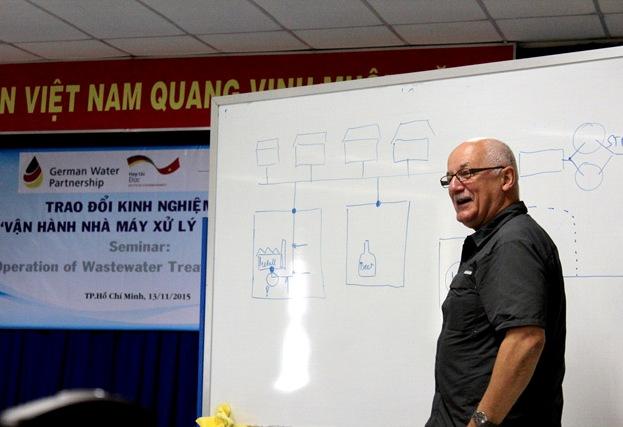 614/Chia sẻ kinh nghiệm Việt – Đức lần thứ hai về vận hành nhà máy xử lý nước thải sinh hoạt