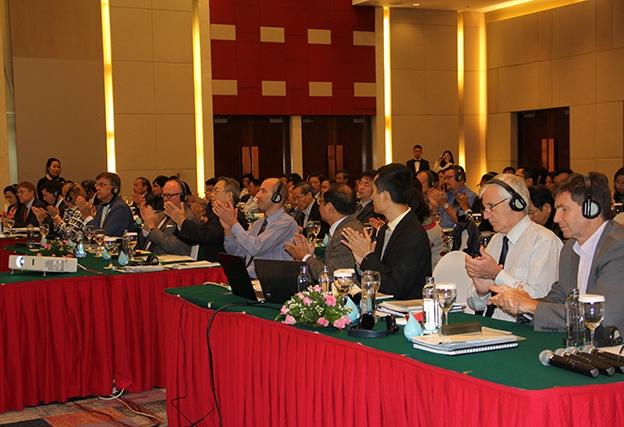 """617/""""Việt Nam cần có một cơ quan liên ngành để quản lý chất lượng nước"""""""