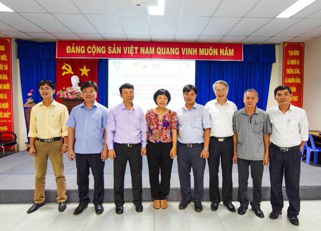 631/Giảng viên TOT bắt đầu tham gia giảng dạy các chuyên đề quản lý kỹ thuật thoát nước và XLNT
