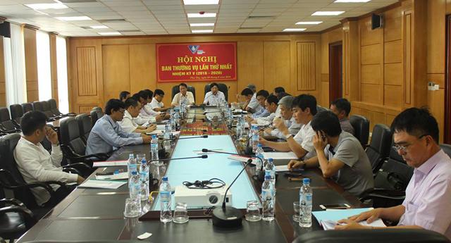 633/VWSA tổ chức Hội nghị Ban Thường vụ Khóa V