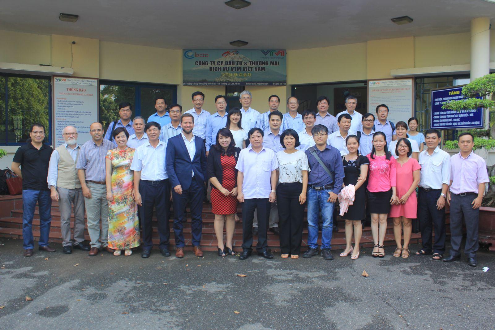 643/VWSA đã có 24 Giảng viên về Quản lý nước thải