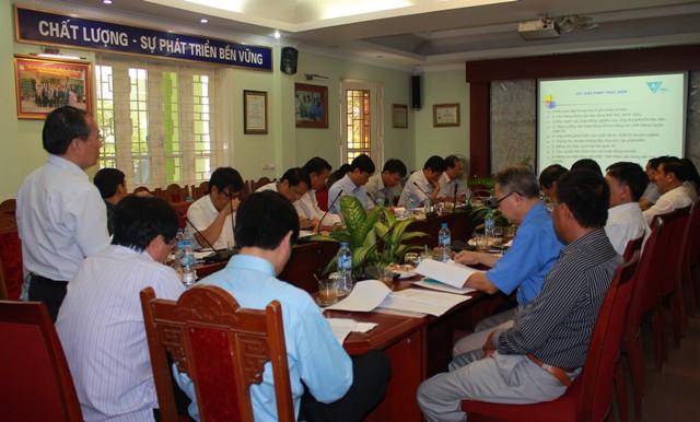 676/Hình ảnh về Hội thảo Việt Đức: Sử dụng năng lượng hiệu quả