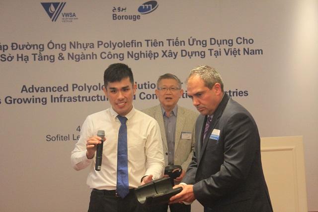 679/Hội thảo Giải pháp đường ống nhựa Polyolefin tiên tiến