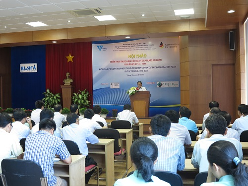 708/Experiences sharing and Roadmap for Water Safety Plan in Vietnam