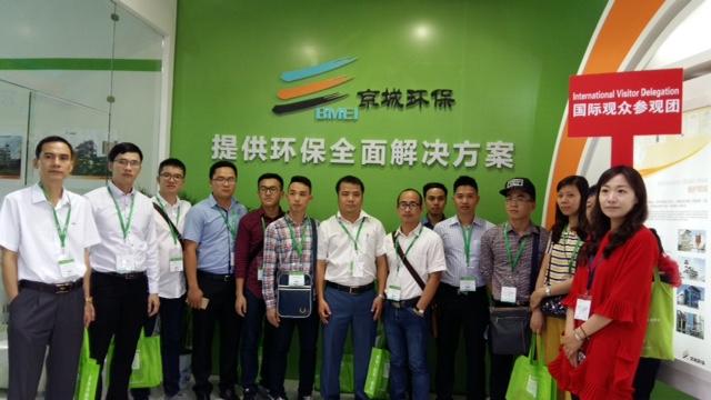774/Đoàn Việt Nam tham dự IE expo 2016