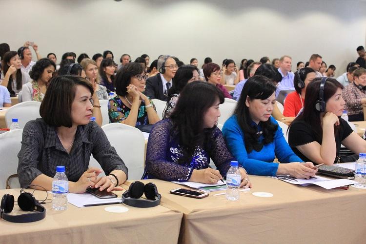 Hội thảo Úc - Việt về Kết nối Phụ nữ trong ngành nước