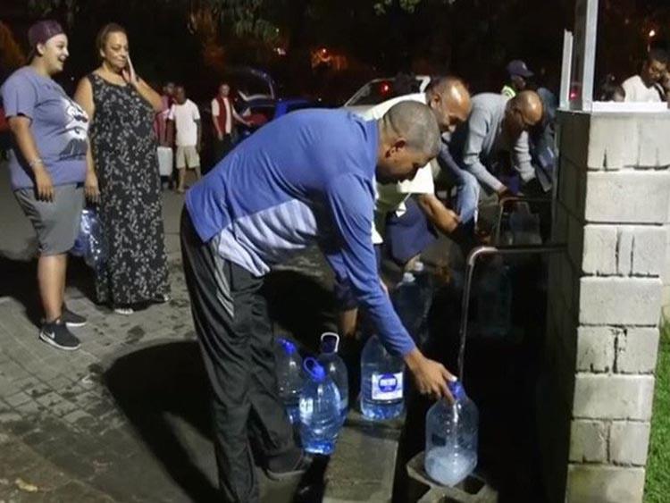 1072/Thành phố Cape Town sẽ sớm cạn sạch nước