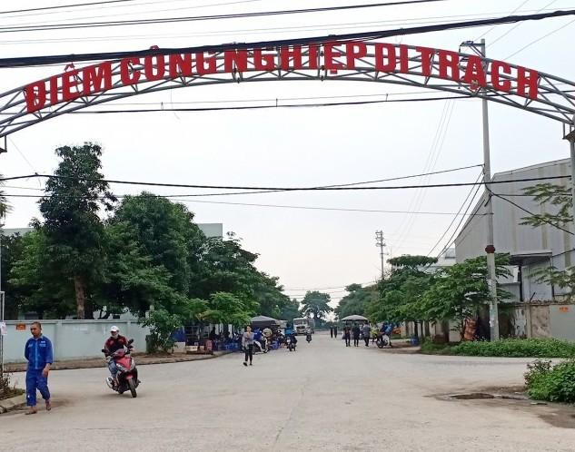 1940/Hà Nội: 60,5% cụm công nghiệp có trạm xử lý nước thải hoạt động ổn định