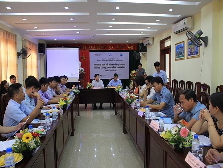Những sự kiện nổi bật của Hội Cấp thoát nước Việt Nam năm 2017