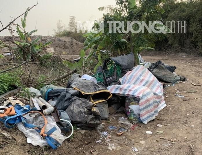 Diễn biến mới vụ chôn trộm chất thải ở Hải Dương