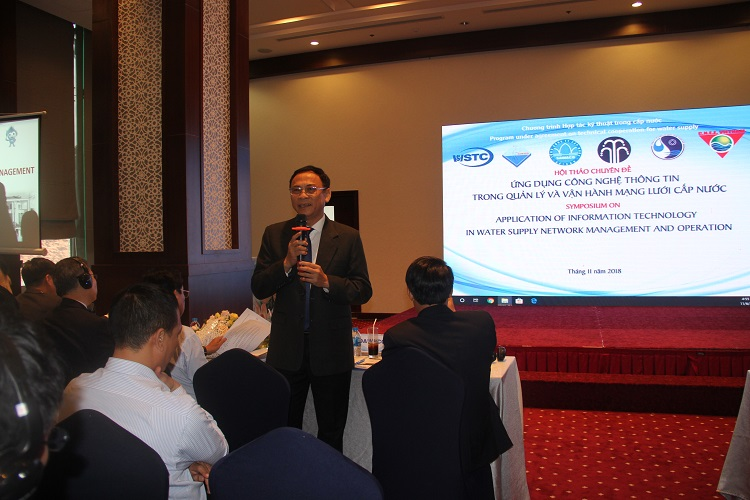 1412/Ứng dụng Công nghệ thông tin trong quản lý và vận hành mạng lưới cấp nước