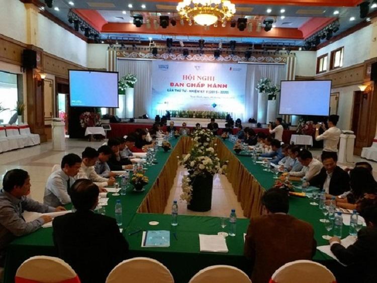 Hội CTN VN tổ chức Hội nghị BCH lần thứ 4, Nhiệm kỳ V (2015-2020)