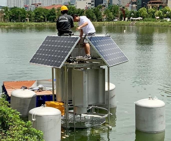 Xử lý môi trường nước đô thị cần một quy trình chặt chẽ và tin cậy