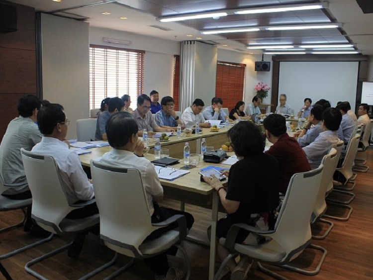1170/Vietnam Water Supply and Sewerage Association to speed up the preparation of the 30th Anniversary Ceremony