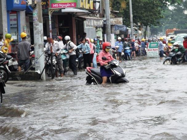1814/Các thách thức và giải pháp trong công tác giảm ngập nước cho đô thị TP.HCM