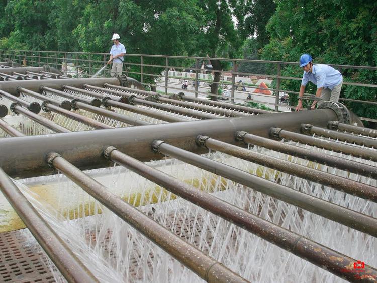Hà Nội: Trên 131 tỷ đồng xây dựng cấp nước sạch cho hơn 7.000 hộ dân