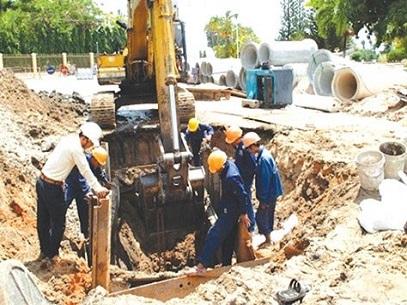 1050/Mở rộng hệ thống thoát nước TP Phan Thiết