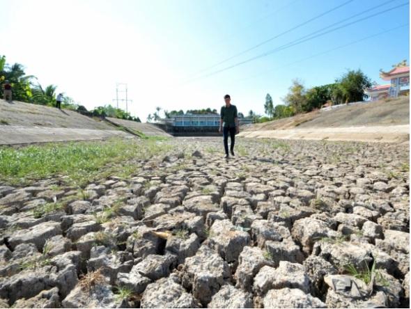 2141/Việt Nam: ''Giặc nước'' gây thiệt hại 2,3% GDP mỗi năm