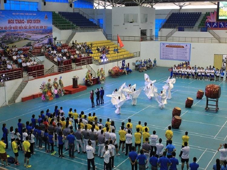 949/Khai mạc Hội thao - hội diễn Chi hội Cấp nước miền Bắc