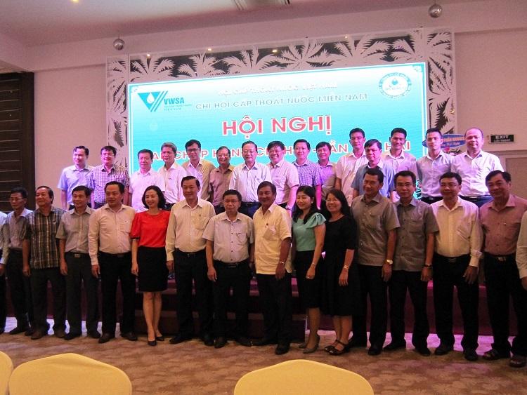 Chi hội Cấp Thoát Nước Miền Nam hội nghị BCH Lần 2 - Nhiệm kỳ 2018 - 2020