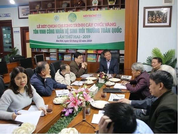 1751/Sẽ trao Giải thưởng 'Cây chổi vàng' 2019 tôn vinh những công nhân vệ sinh môi trường toàn quốc