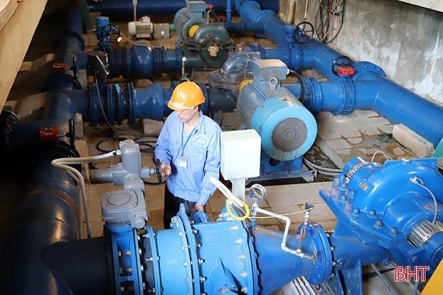 1944/Hà Tĩnh đầu tư 180 tỷ đồng xây dựng công trình cấp nước sạch nông thôn