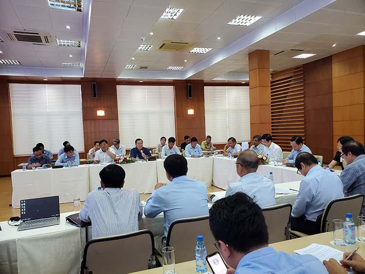 Hội nghị BCH Chi hội Cấp Thoát Nước Miền Nam lần 5 - Nhiệm kỳ 2018 - 2020