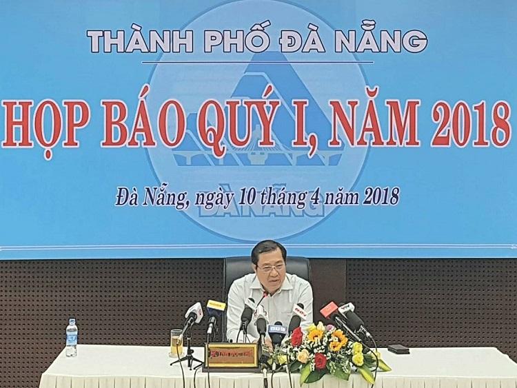 1140/Chủ tịch Đà Nẵng: Hơn 1 năm nữa sẽ không còn nước thải chảy ra biển