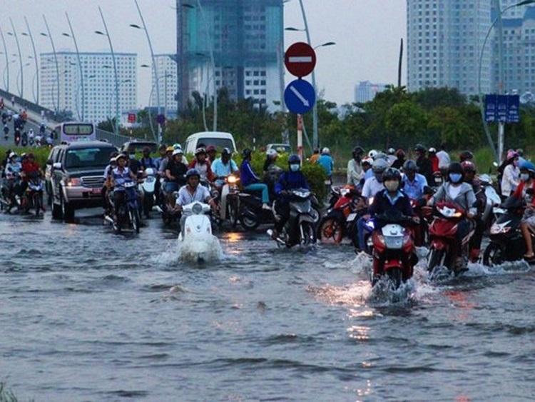 1051/TP.HCM kêu gọi đầu tư vào các dự án chống ngập