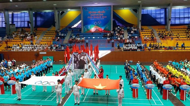 Chung kết Hội thao - Hội diễn Chi hội Cấp nước miền Bắc lần thứ IX