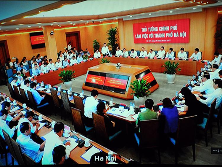 962/Hà Nội cần ưu tiên xử lý ô nhiễm các lưu vực sông