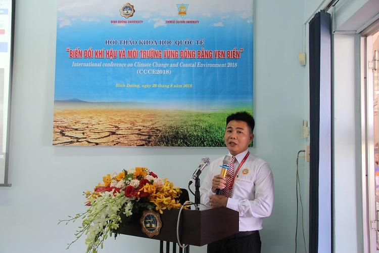 1338/Hội thảo khoa học quốc tế:Biến đổi khí hậu và môi trường vùng ven biển
