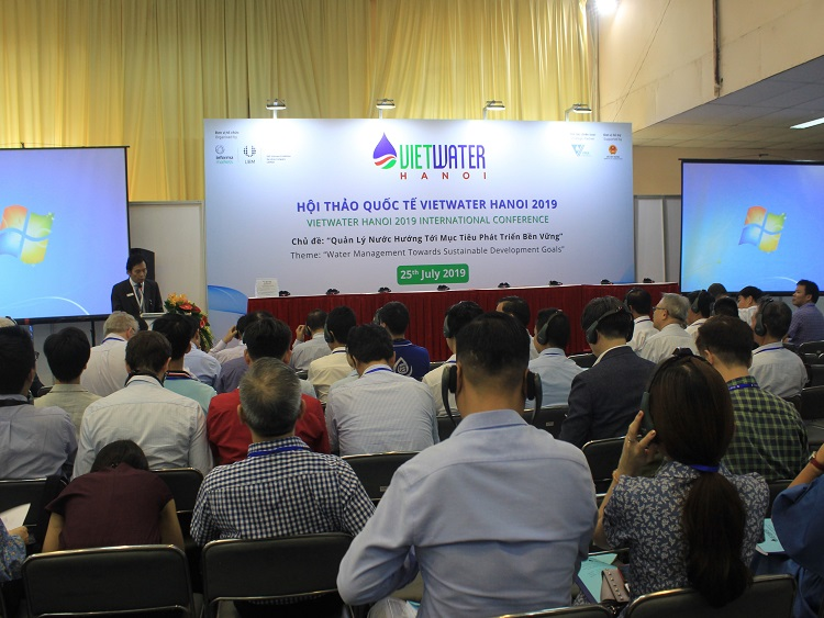 1648/Hội thảo quốc tế: Quản lý nước hướng tới mục tiêu phát triển bền vững