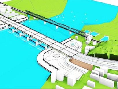 1091/Khánh Hòa phê duyệt dự án đập ngăn mặn trên sông Cái