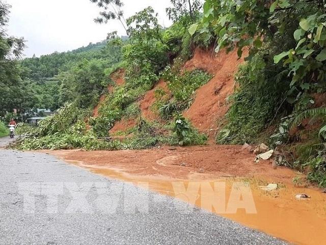2123/5 ngày tới: Bắc Bộ hứng chịu đợt mưa lớn kéo dài