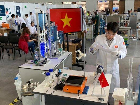 Thí sinh Việt Nam đoạt Chứng chỉ xuất sắc trong cuộc thi Tay nghề Thế giới 2019