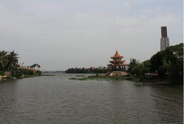 1739/Nguồn nước cấp cho Nhà máy nước sạch Hải Phòng nhiễm mặn bất thường