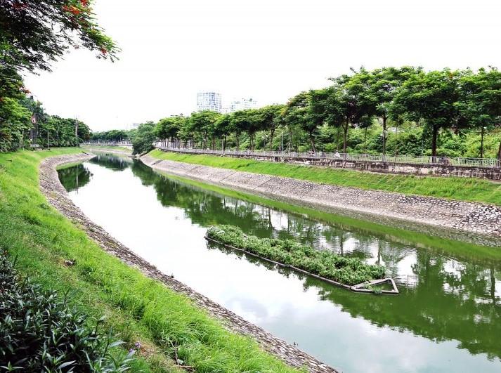 """2001/Kỳ vọng sông Tô Lịch sẽ khỏi """"bệnh ô nhiễm""""!"""