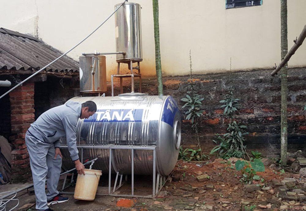 Sóc Sơn vẫn khát nước sạch