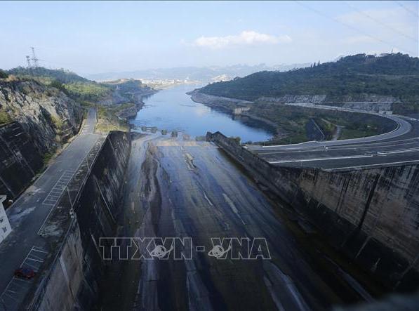 1945/Mực nước hồ thủy điện Hòa Bình chỉ đạt 89% trung bình nhiều năm