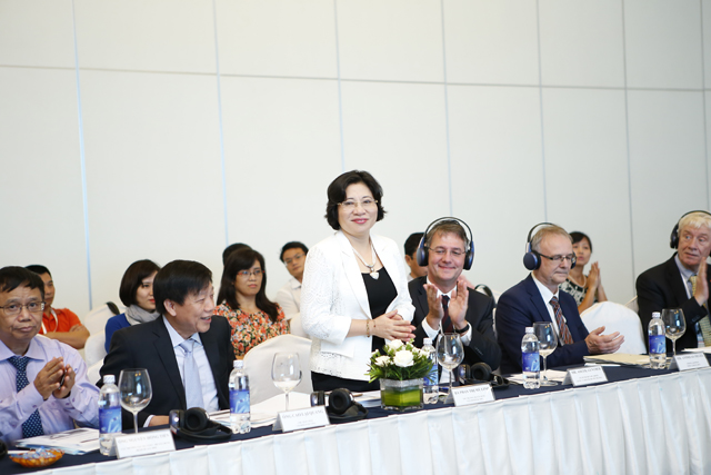 428/German - Vietnamese Water Forum promotes Cooperation of the Two Countries in Urban Resilience