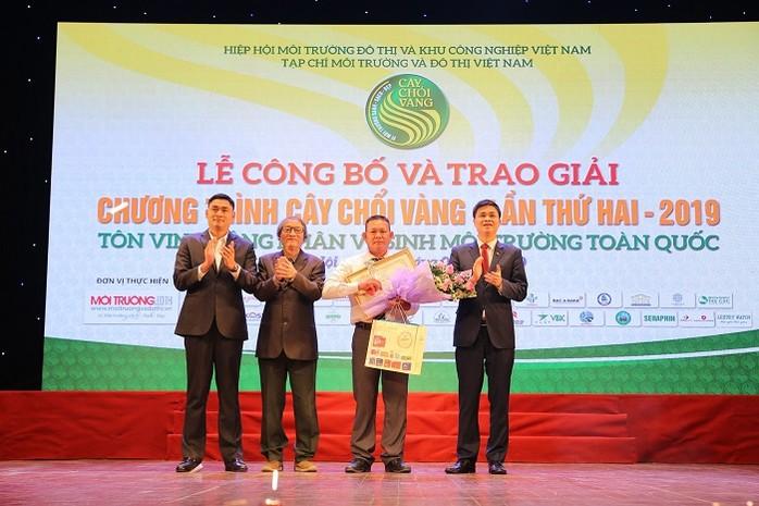 Lễ công bố và trao giải Chương trình Cây chổi vàng lần thứ 2-2020